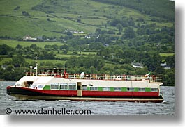 boats, derg, europe, horizontal, ireland, irish, lough derg, river barge, shannon princess, shannon princess ii, water vessel, photograph