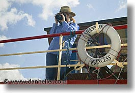 boats, cameras, europe, horizontal, ireland, irish, jills, people, river barge, shannon princess, shannon princess ii, water vessel, photograph