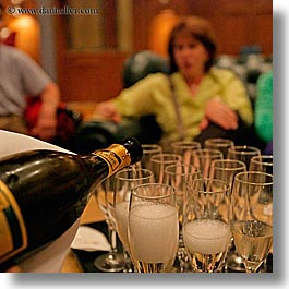 bolzano, champagne, champaigne, dolomites, europe, italy, parkhotel laurin, pouring, square format, photograph