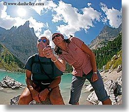 alto adige, cortina group, del, dolomites, europe, fisheye lens, horizontal, italy, lago, shafran, sorapiss, photograph