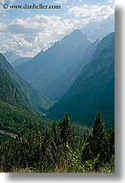 alto adige, dolomites, europe, italy, layered, layered mountains, mountains, vertical, photograph