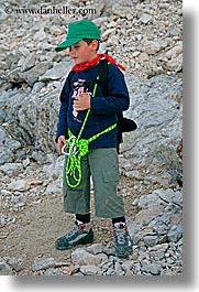 alto adige, childrens, dolomites, europe, hikers, italy, kid, people, vertical, photograph