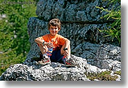 alto adige, childrens, dolomites, europe, horizontal, italy, kid, oranges, people, photograph