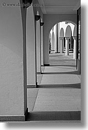 alto adige, black and white, cloisters, dolomites, europe, italy, st ulrich, vertical, photograph