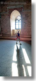 andria, beaming, castel del monte, europe, italy, puglia, sun, vertical, windows, photograph