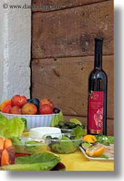 europe, foods, italy, puglia, red, vertical, wines, photograph