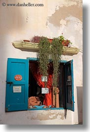 busy, europe, gallipoli, italy, puglia, vertical, windows, photograph