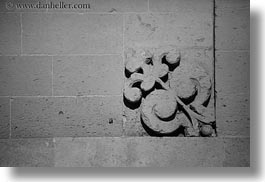 artists, black and white, churches, europe, horizontal, italy, lecce, puglia, trademark, photograph