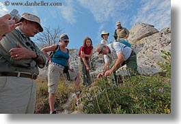botony, europe, groups, hiking, horizontal, italy, lecture, matera, puglia, photograph