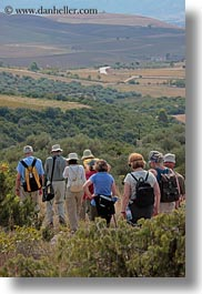 europe, hiking, hills, italy, matera, puglia, vertical, photograph