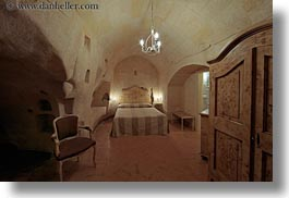 bedrooms, chandelier, europe, glow, horizontal, hotel st angelo, hotels, italy, lights, matera, puglia, slow exposure, photograph