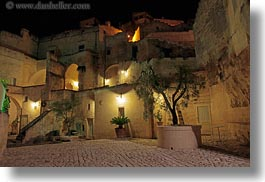 europe, glow, horizontal, hotel st angelo, italy, matera, puglia, rooms, slow exposure, upstairs, photograph