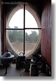 artifacts, europe, italy, masseria murgia albanese, noci, old, oval, puglia, vertical, windows, photograph