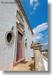 doors, europe, fronts, houses, italy, masseria murgia albanese, noci, puglia, vertical, photograph
