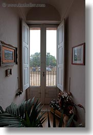 europe, houses, interiors, italy, masseria murgia albanese, noci, puglia, vertical, windows, photograph