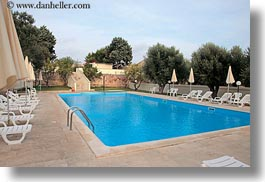 bandino masseria, europe, horizontal, italy, otranto, pools, puglia, swimming, photograph