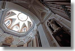 churches, europe, horizontal, italy, itnerior, otranto, puglia, photograph