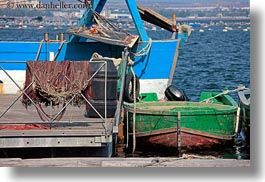 boats, europe, green, horizontal, italy, puglia, taranto, photograph