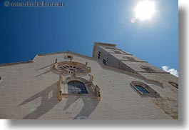 buildings, churches, europe, horizontal, italy, puglia, trani, photograph