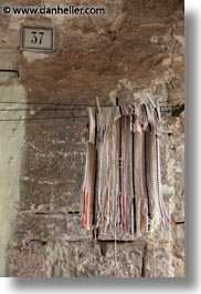 europe, italy, laundry, lines, puglia, rugs, tattered, trani, vertical, photograph