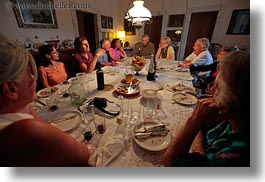 around, dining, europe, groups, horizontal, italy, people, puglia, tables, tourists, photograph