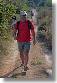 emotions, europe, guiseppe aruta, happy, hiking, italy, men, people, pepe, puglia, smiles, tour guides, tourists, vertical, photograph