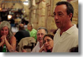europe, groups, horizontal, italy, nello, nello de libero, people, puglia, talking, tour guides, tourists, photograph
