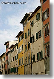 buildings, europe, florence, italy, tuscany, vertical, windows, photograph