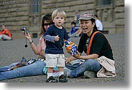boys, childrens, europe, florence, girls, happy, horizontal, italy, jacks, people, thai, toddlers, tuscany, photograph