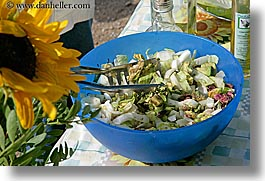 europe, foods, horizontal, italy, salad, tuscany, vegetables, photograph