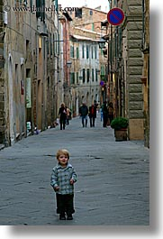 boys, childrens, europe, italy, jacks, montalcino, toddlers, towns, tuscany, vertical, photograph