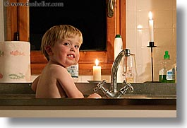 babies, boys, childrens, europe, horizontal, italy, jacks, poderi di coiano, sink, toddlers, towns, tuscany, photograph