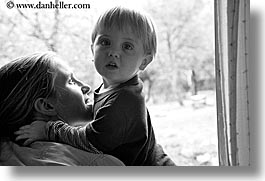babies, black and white, boys, childrens, europe, horizontal, italy, jacks, jills, mothers, poderi di coiano, toddlers, towns, tuscany, windows, womens, photograph