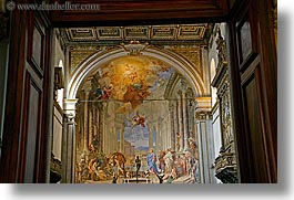 altar, arts, churches, europe, horizontal, italy, paintings, religious, siena, towns, tuscany, photograph