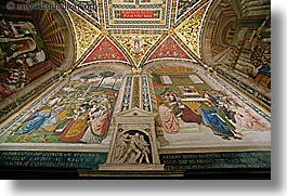 arts, churches, europe, frescoes, gallery, horizontal, italy, museums, paintings, religious, siena, towns, tuscany, photograph