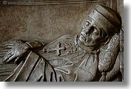 arts, churches, dead, europe, horizontal, italy, marble, popes, relief, religious, sculptures, siena, towns, tuscany, photograph