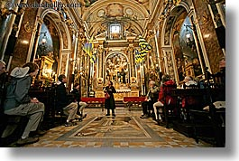blessing, churches, europe, horizontal, horses, italy, religious, siena, towns, tuscany, photograph