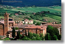cities, europe, horizontal, italy, scenics, siena, towns, tuscany, photograph