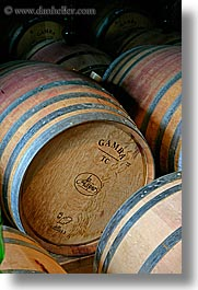 altesino, barrels, europe, italy, tuscany, vertical, wineries, wines, photograph