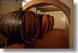 altesino, casks, europe, horizontal, italy, tuscany, wineries, wines, photograph
