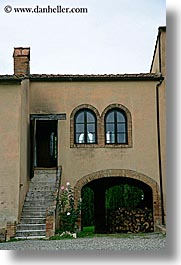 altesino, entrance, europe, italy, tuscany, vertical, wineries, photograph