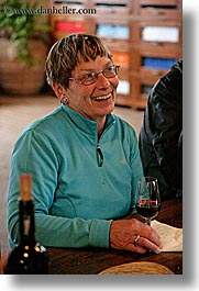 carol, europe, glasses, happy, italy, larson, laugh, senior citizen, tourists, tuscany, vertical, womens, photograph