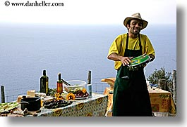 apron, dance, dancing, europe, foods, happy, hats, horizontal, italy, leaders, men, picnic, tourists, tuscany, william, photograph