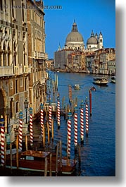 canals, europe, grand canal, italy, venecia, venezia, venice, vertical, photograph