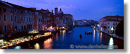 europe, horizontal, italy, nite, panoramic, venecia, venezia, venice, photograph