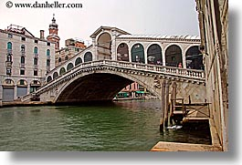 bridge, europe, horizontal, italy, rialto, rialto bridge, slow exposure, venecia, venezia, venice, photograph