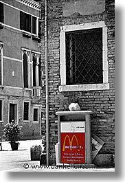 europe, italy, mc trash, streets, venecia, venezia, venice, vertical, photograph