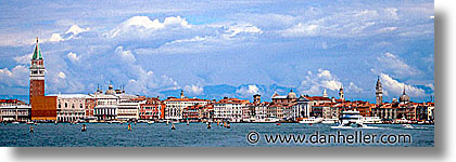 europe, horizontal, italy, panoramic, venecia, venezia, venice, water views, photograph