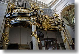 churches, europe, horizontal, krakow, organ, pipes, poland, st peter paul church, photograph