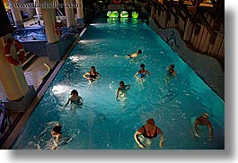 activities, europe, groups, horizontal, people, poland, pools, swim, swimming, photograph